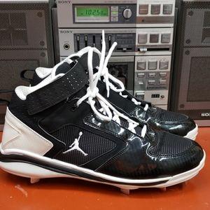 Jordan Baseball Spikes w Mike Trout Box